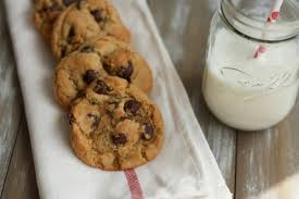 chocolate chip cookies and milk. Delighful And New York Times Chocolate Chip Cookies Milk To And Milk H