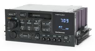 Silverado 95 chevy silverado parts : 1995-2002 GMC Chevy Truck Van GM Delco Radio AM FM Cassette Player ...