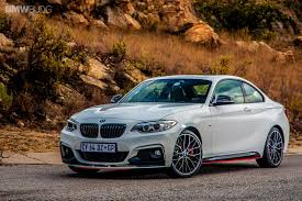 BMW Convertible bmw series 2 coupe : BMW M Performance Parts for the BMW 2 Series Coupe - Photo Gallery