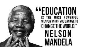 Nelson Mandela Education Quote Adorable MandelaDay 48 Inspiring Nelson Mandela Quotes Conscious Chic