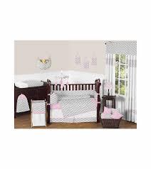 crib bedding sets item zigzagp 9