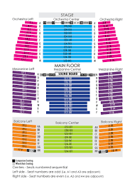 Ford Amphitheater Coney Island Seating Chart Elegant Ford Amphitheater Seating Chart Michaelkorsph Me
