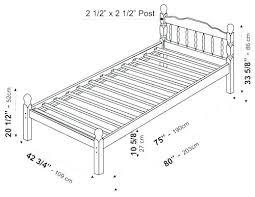 mattress sizes 3 4. Perfect Sizes Standard Twin Bed Size 3 4 Mattress  To Mattress Sizes E