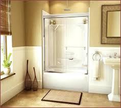 inch bathtub doors x surround 54 30 left hand drain for mobile home homes ideas 54 x 30 bathtub
