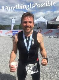 Neil Rollins will be undertaking the Ironman Cork Ch...