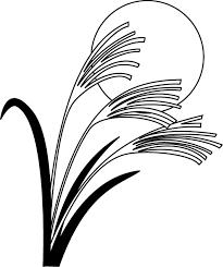 イラストポップの季節の素材 春夏秋冬の行事や風物のイラスト9月2 No23
