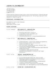 Resume Templates For Openoffice Custom Resume Template Open Office 28 Best Of Gallery Of Resume Template