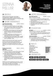 Best Resume Outlines 10 Coolest Resume Samples By People Who Got Hired In 2018