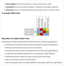 Raci Chart Template Excel Raci Template Excel Shatterlion Info