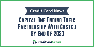 Contact your credit card company. Capital One Ending Their Partnership With Costco By End Of 2021 Creditcardgenius