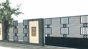 fence design. Contemporary Design Stylist Ideas Home Fence Designs Minimalist  House On To I . Fence Design