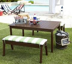 pottery barn childrens furniture. beautiful furniture chesapeake table and bench pottery barn kids with childrens furniture