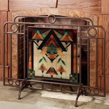 pea fireplace screen fire screen home depot wooden decorative fireplace screens vintage