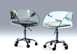 clear office. Unique Office Clear Office Chair Chairs Acrylic Desk Swivel With Wheels   And Clear Office B
