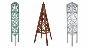 brand new prestige garden obelisks