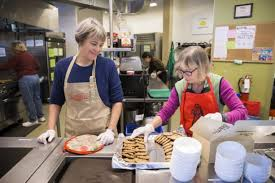 Home cooking counts for homeless youth - The Columbian