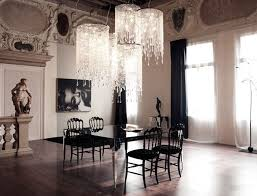 classy home furniture. Decoration: Bewitching Interior Dining Room With Classy Home Decor Sleek Table Also Chairs Furniture B
