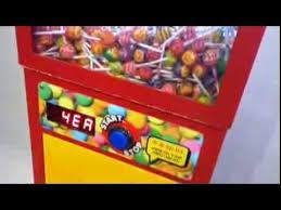 Chupa Chups Vending Machine Beauteous CHUPACHUPS Vending Machine CVM48 YouTube