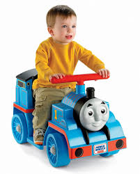 POWER WHEELS THOMAS AND FRIENDS ENGINE Top toys for 2 year old boys - TOP TOYS