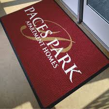 china custom personalized customized sublimation printing printed logo promotional promotion advertising welcome entrance doormats rugs carpets floor door