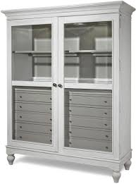 Paula Deen China Cabinet The Bag Lady Cabinet With Touch Lighting By Paula Deen By