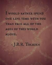 Jrr Tolkien Love Quotes