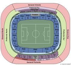 Estadio Azteca Seating Chart Estadio Azteca Tickets Seating Charts And Schedule In