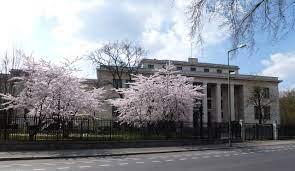 ドイツ 大使 館