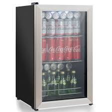 frequently bought together 76 can beverage refrigerator cooler w glass door stainless steel