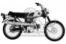 honda cl70 scrambler 1969 k0 usa wire harness battery honda cl70 scrambler 1969 k0 usa