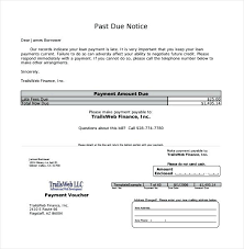 Overdue Account Overdue Invoice Letter Template Late Payment Templates Account Free