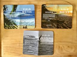 Field Note Notes On 24 Nixon Field Notes Pens And Junk 9
