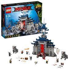 Lego Ninjago Temple of The Ultimate Ultimate Weapon 70617   Lego ninjago, Lego  ninjago movie, Ninjago