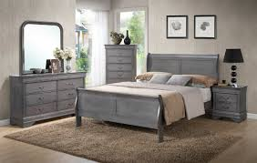rustic bedroom furniture sets. Photo 1 Of 4 Grey Bedroom Furniture Set Hedy 2 Piece Platform Rustic Ideas (nice Sets