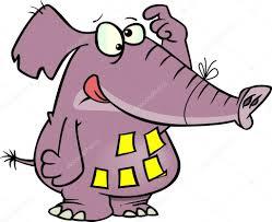 Resultado de imagem para memória de elefante