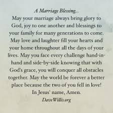 Wedding Blessing Quotes Simple Marriage Blessing Quotes Midway Media Print Han Quotes