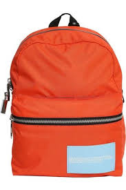 calvin klein 205w39nyc nylon backpack w lock