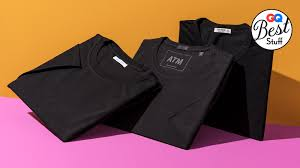 Best Black Shirt Design The Best Black T Shirts Give You An Instant Hit Of Cool Gq