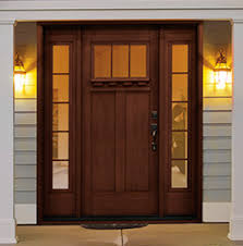 craftsman style front doorCRAFTSMAN fiberglass collection  Front Entry  Pinterest
