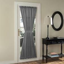Patio Door Curtain Decorating French Patio Door Curtains Glass Door Curtain
