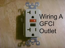Gfci Outlet Green Light How To Install A Gfci Outlet Dengarden