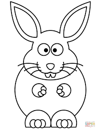 Small Picture Rabbits coloring pages Free Coloring Pages