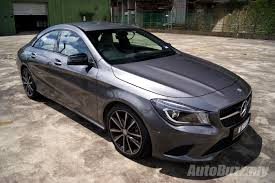 Review: Mercedes-Benz CLA 200, the sultry yet elegant damsel ...