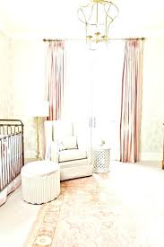 pink rugs for nursery
