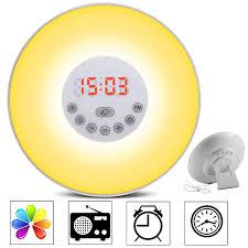 Totobay Wake Up Light Uk Totobay Wake Up Light 2nd Generation Sunrise Simulation