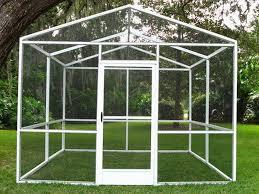 aluminum screened in porch kits