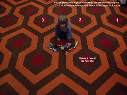 The Shining Carpet Pattern