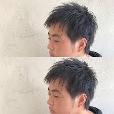 中学生カット Hash Tags Deskgram Throughout メンズ 髪型 中学生