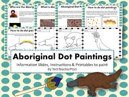 aboriginal dot painting learn about aboriginal culture through art perfect for young learners