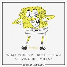 Spongebob Quotes Custom 48 Best Spongebob Squarepants Quotes Quote Catalog